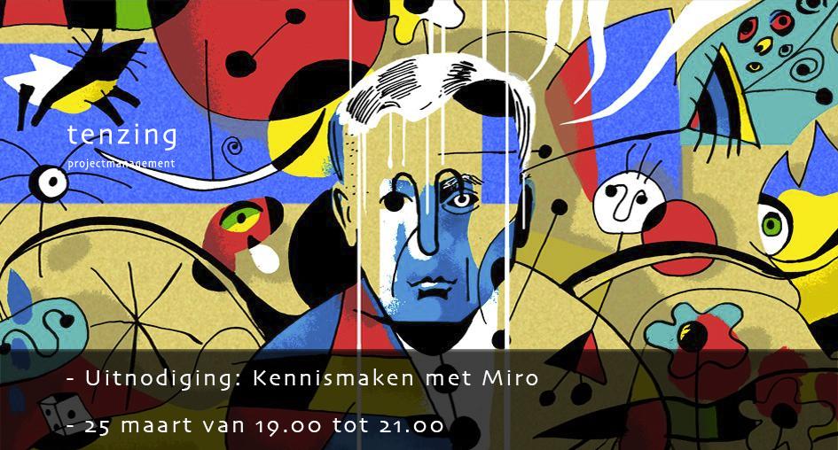 header mailpoet uitnodiging Miro